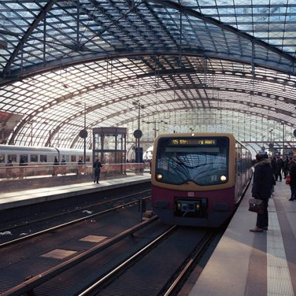 Estación de Trenes Mariscal Sucre