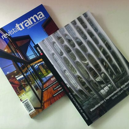 Revista Trama ahora con Dossier sobre visualización