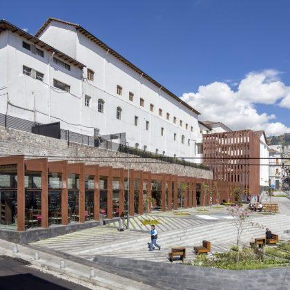 Guía de Arquitectura en Quito