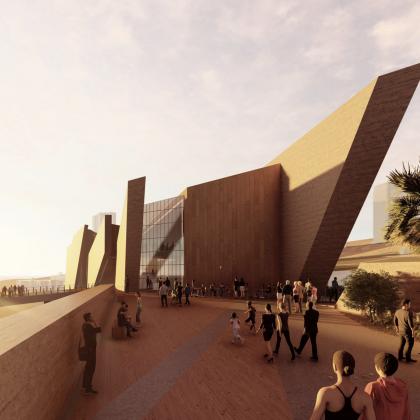 Daniel Libeskind diseña museo en Iquique, Chile