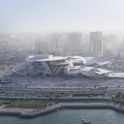 El Museo Nacional de Qatar de Jean Nouvel se abre al público